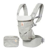 Bæresele Omni 360 - Pearl Grey