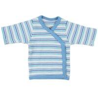 Wrap Bluse - Little Bee - Blå Strib