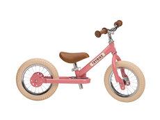 Trybike 2-Hjul, Vintage Rosa