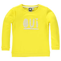 Amberly Sweatshirt - Yellow Corn