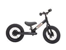 Trybike 2-Hjul, Sort/Sort