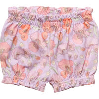 Spicy Flower Shorts - Rose