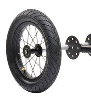 Ekstra Hjul Sort Og Sølv