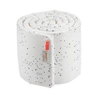 Sengerand, Dreamy Dots, Hvid