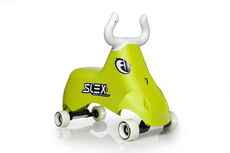 Slex Rodeo Bull Lime Green