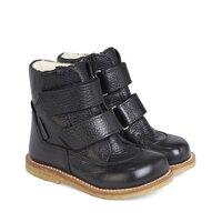 TEX-støvle Med Velcro Lukning - 2504 Sort