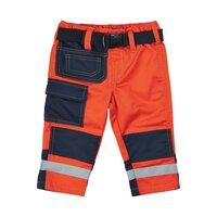 Arbejdsbukser - Orange/Blå/7653