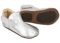 Adventure slipper 2 x velcro - -01 SILVER