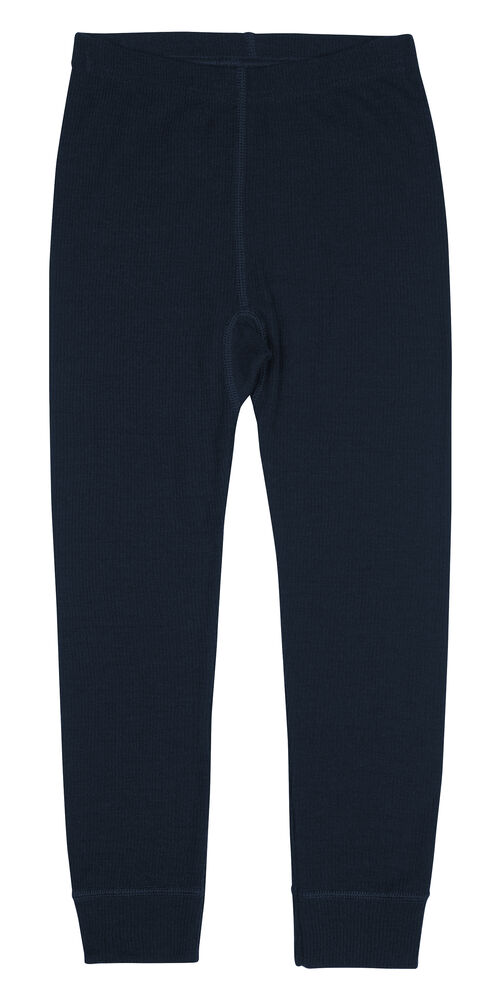 Image of   BeKids Leggings I Uld - Marine/413