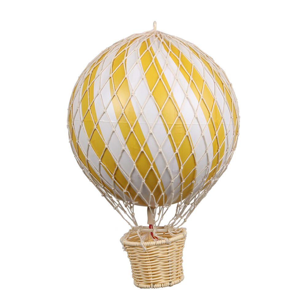 Image of   Filibabba Luftballon Lemon 20 cm