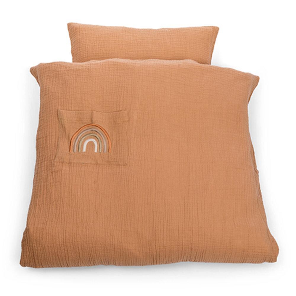 That´s Mine Sengetøj rengbue muslin baby - Dyne & pudebetræk - That´s Mine