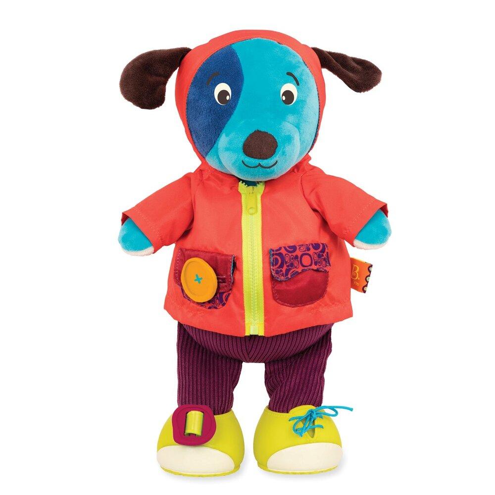 Image of   B Toys Klæd På, Hund