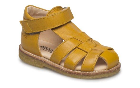 Begynder Sandal Med Velcrolukning - 1574