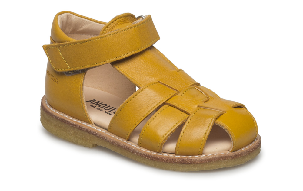 Image of Angulus Begynder Sandal Med Velcrolukning - 1574 (98beba26-be46-4454-941a-ba9a40855123)