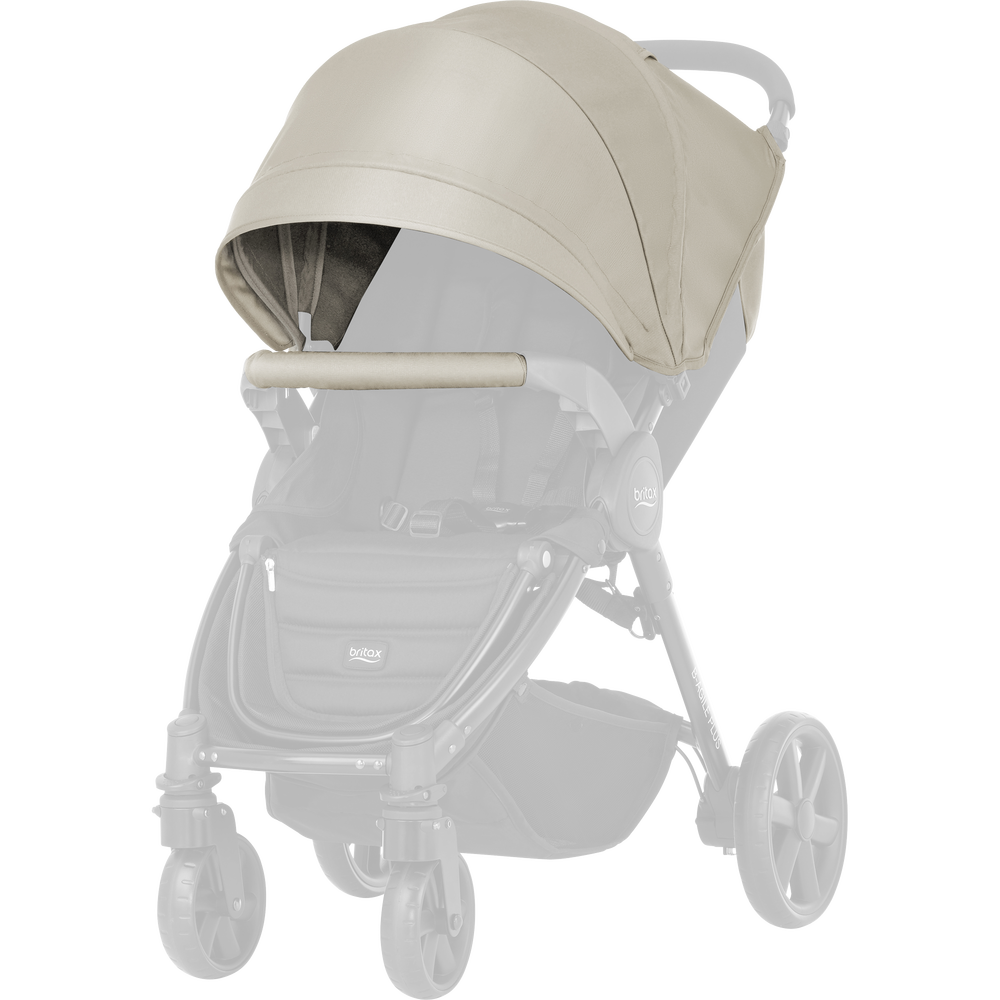 Image of   Britax B-Motion 4+ Canopy Pack Sand B