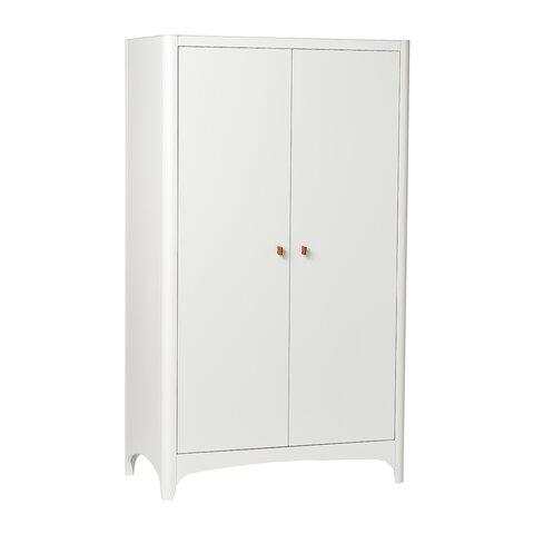 Classic garderobeskab hvid