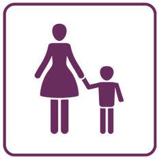 Børn i følge med voksen