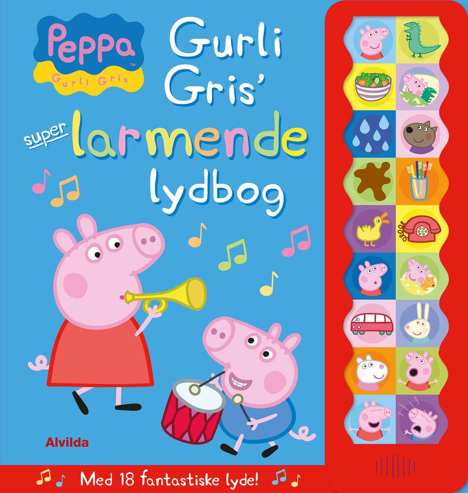 Image of   Alvilda Gurli Gris' Larmende Lydbog