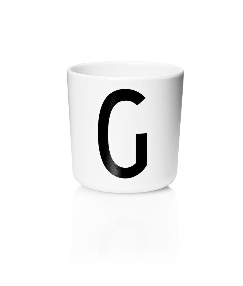 Image of   Design Letters Melamin Kop G