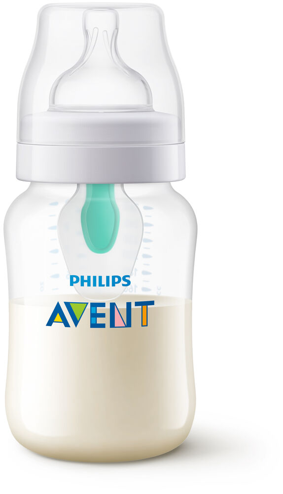 Image of Philips Avent Anti-Kolik Flaske med AirFree™-åbning 260ml (1a5cd447-1349-401c-be4d-4464c6f95f65)