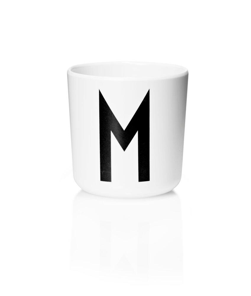 Image of   Design Letters Melamin Kop M