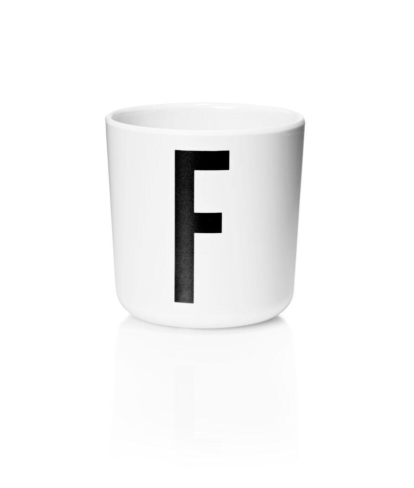 Image of   Design Letters Melamin Kop F