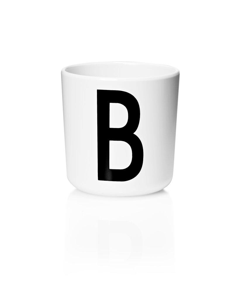 Image of   Design Letters Melamin Kop B