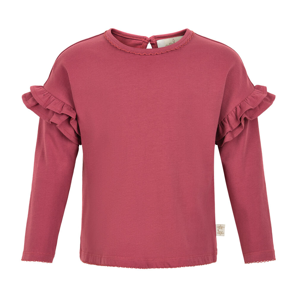 Image of   Creamie Langærmet T-Shirt - 4725