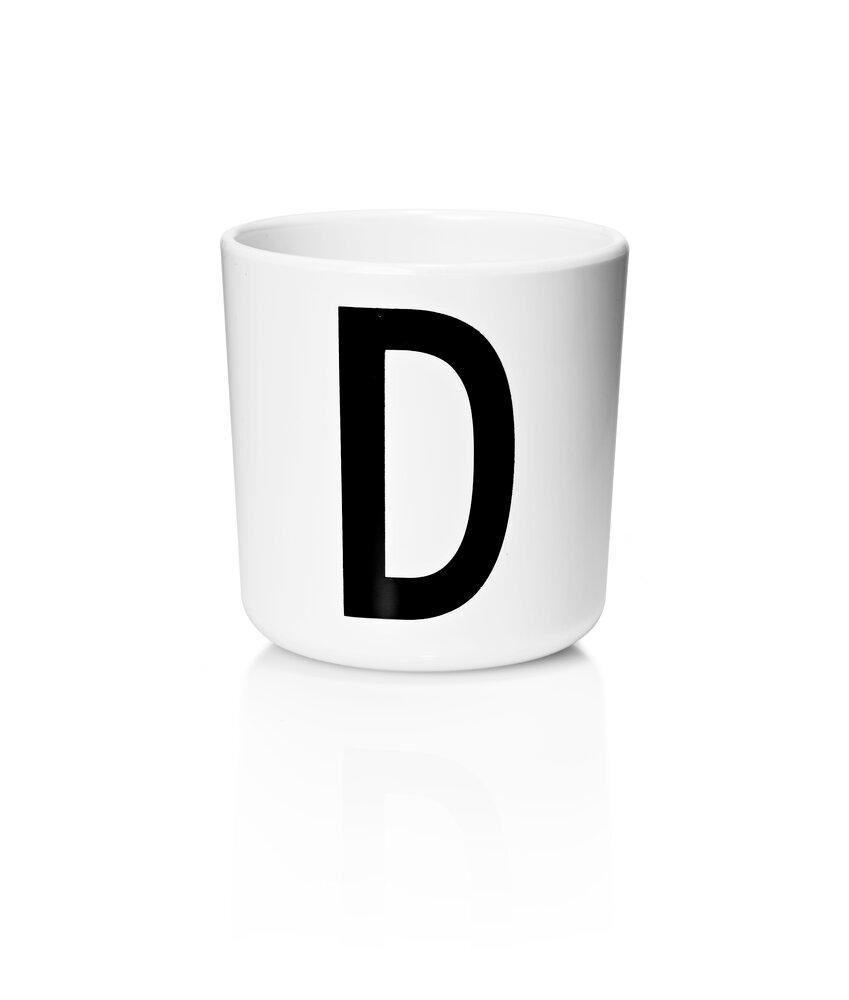 Image of   Design Letters Melamin Kop D