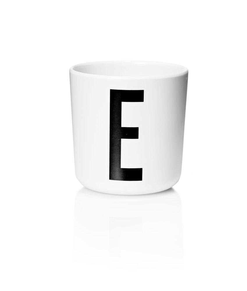 Image of   Design Letters Melamin Kop E