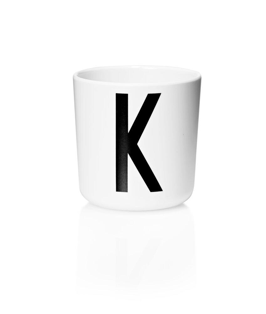 Image of   Design Letters Melamin Kop K