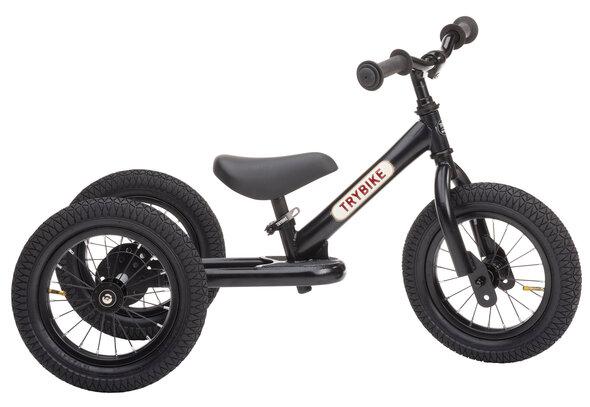 Trybike 3-Hjul, Sort/Sort