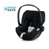 Cloud Z i-size sensorsafe deep black