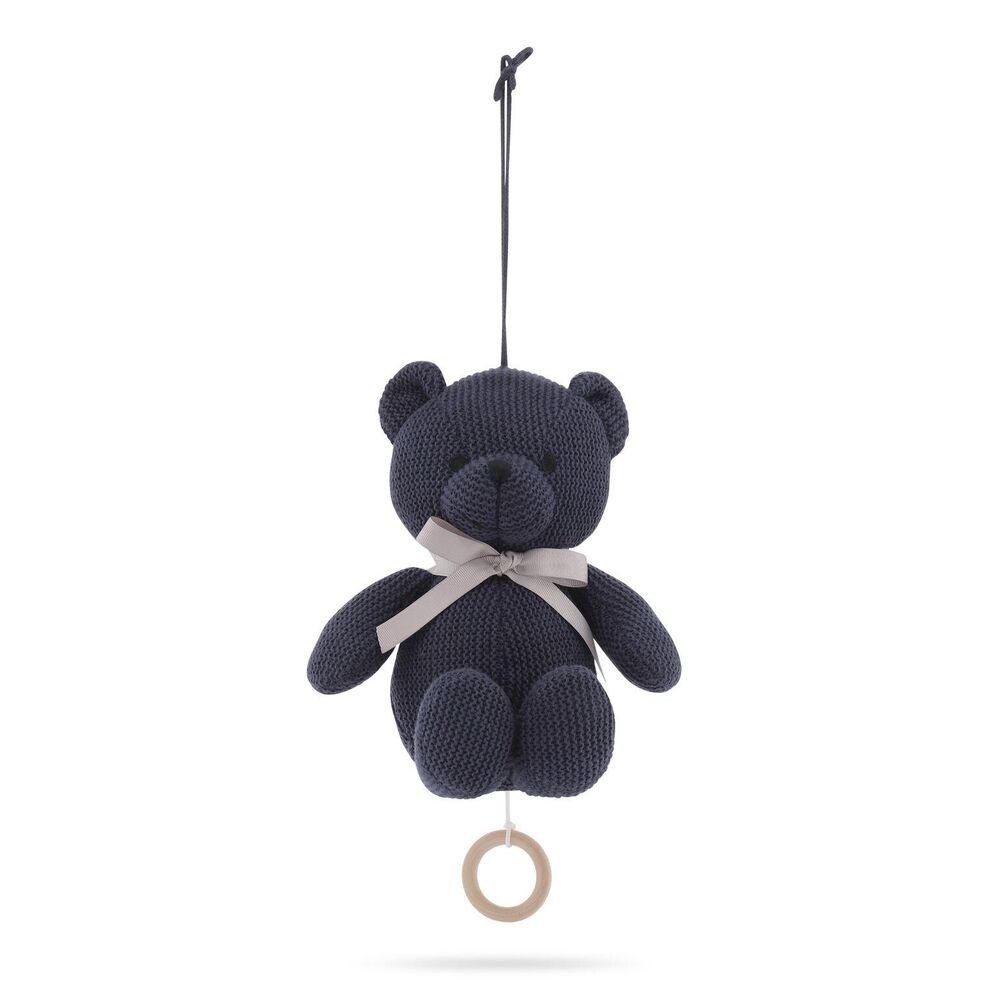 Image of Vanilla Little Teddy, Musik Bamse - Dusty Blue (55bec749-7116-4651-bbf2-aff82021a1e3)