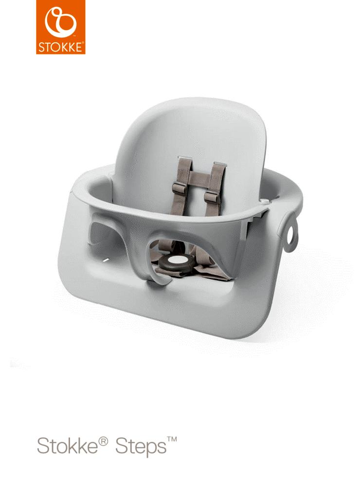 Image of   Stokke® Steps Babysæt, Grey