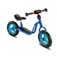 Løbecykel Blå, Puky 2+