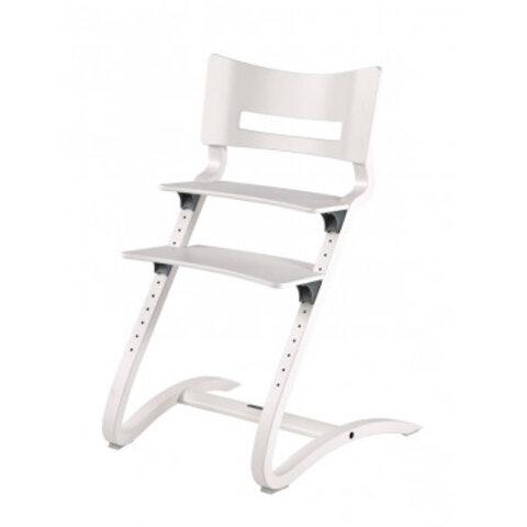Leander højstol ekskl. bøjle, Hvid