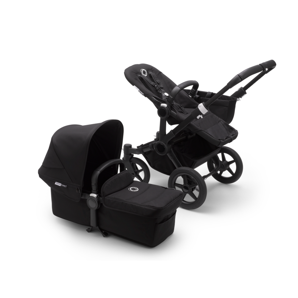 Image of   Bugaboo Donkey3 mono complete black/black