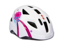 PH 8-S Cykelhjelm, Hvid/pink