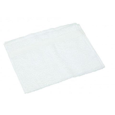 Håndklæde, 30x50 cm, hvid