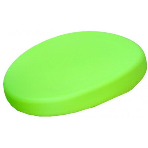 OneLeg sædeovertræk Lime