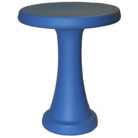 OneLeg - ergonomisk skammel - Blå