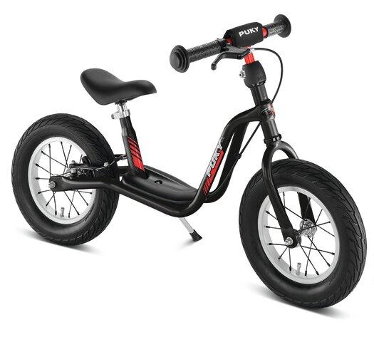 LR XL Løbecykel, Sort