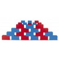 Kolossen Byggesystem - Rød/Blå