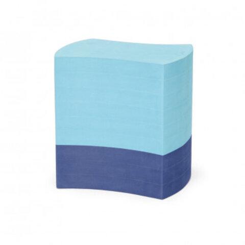 bObles design edition 36 cm 1-2-3 Step - multi blå