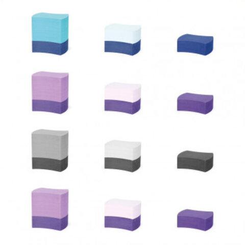 bObles byggesæt B, ass. farver