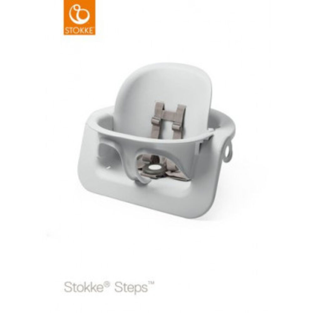 Image of   Steps Babyset grey