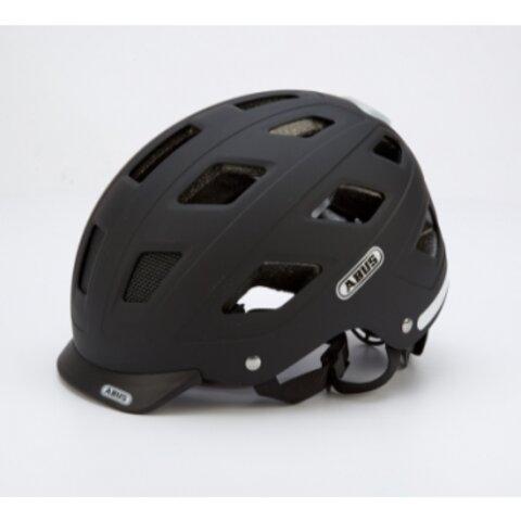 Hyban voksen cykelhjelm sort str XL - 58-63 cm