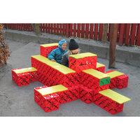 X Block mellem pakke - 36 dele