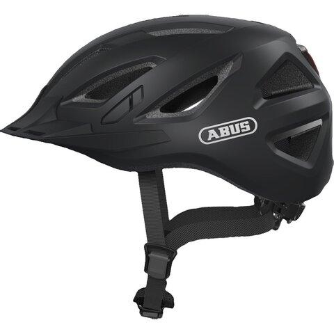 Urban-I 3.0 voksen cykelhjelm sort str XL 61-65 cm